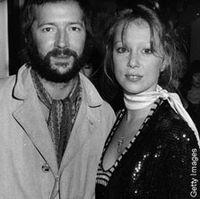Eric Clapton & Pattie Boyd